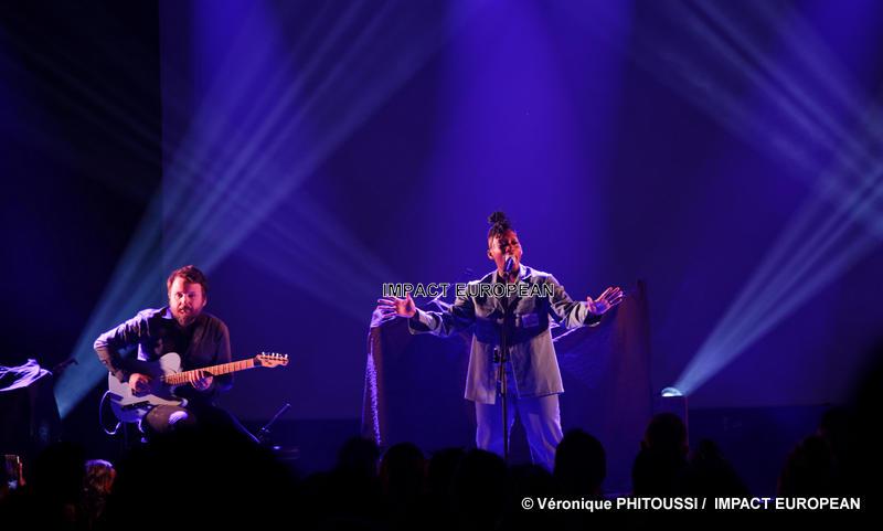 Lydie La Peste en concert au Plan