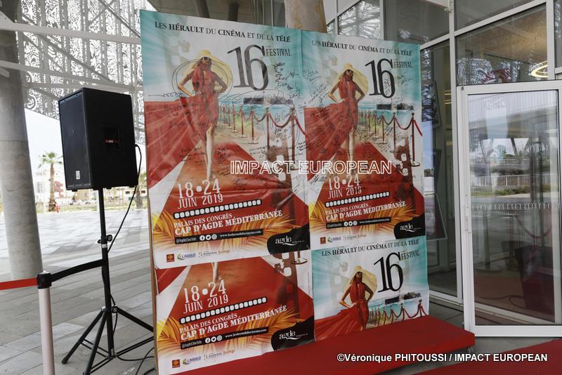 Les Hérault du Cinéma et de la Télévision, 16ième Edition