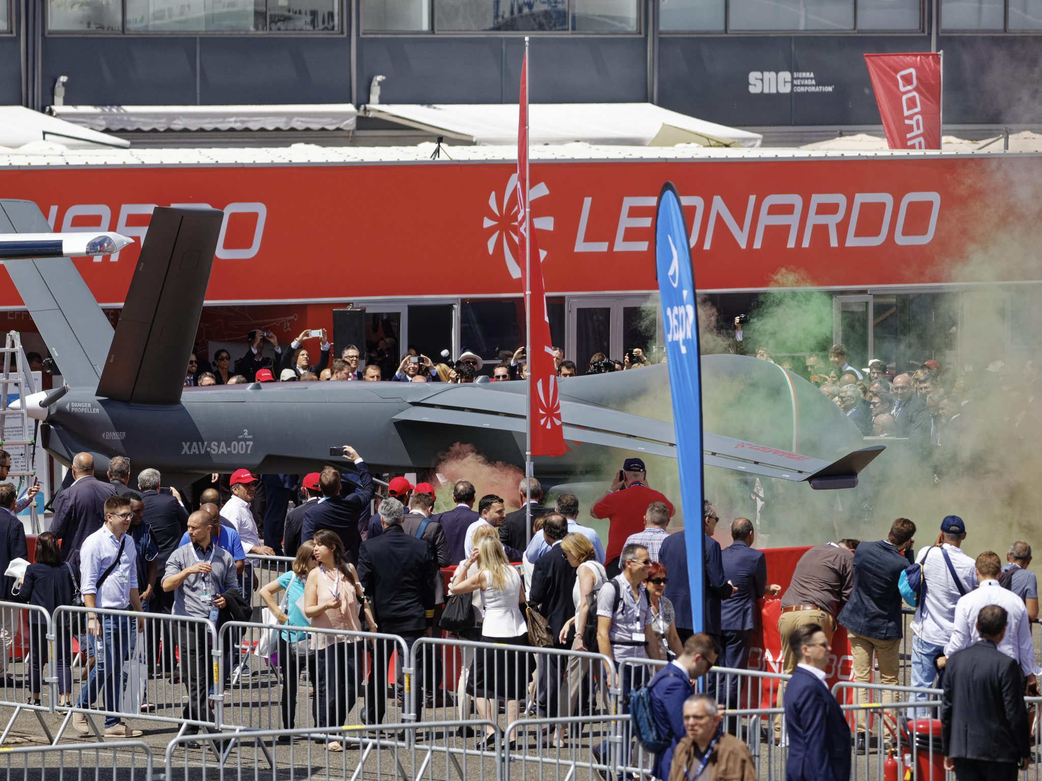 53 EME SALON INTERNATIONAL DE L'AERONAUTIQUE