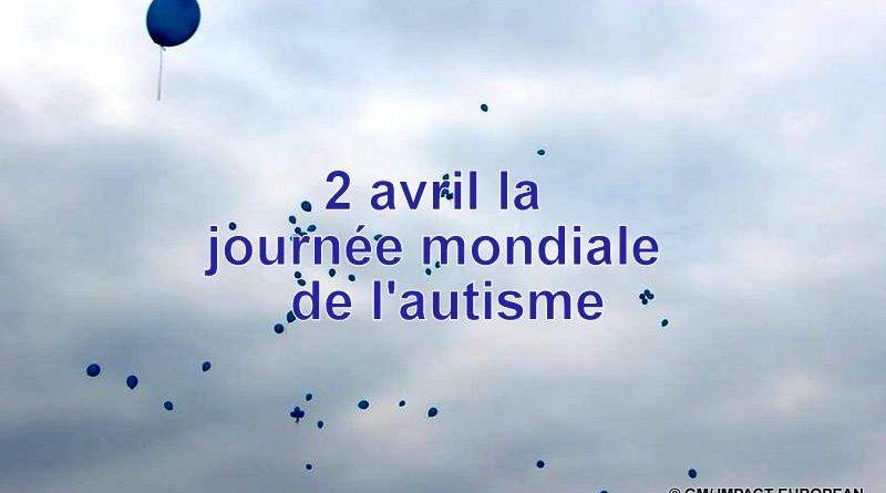 Le 2 avril, tous en bleu pour la journée mondiale de l'autisme