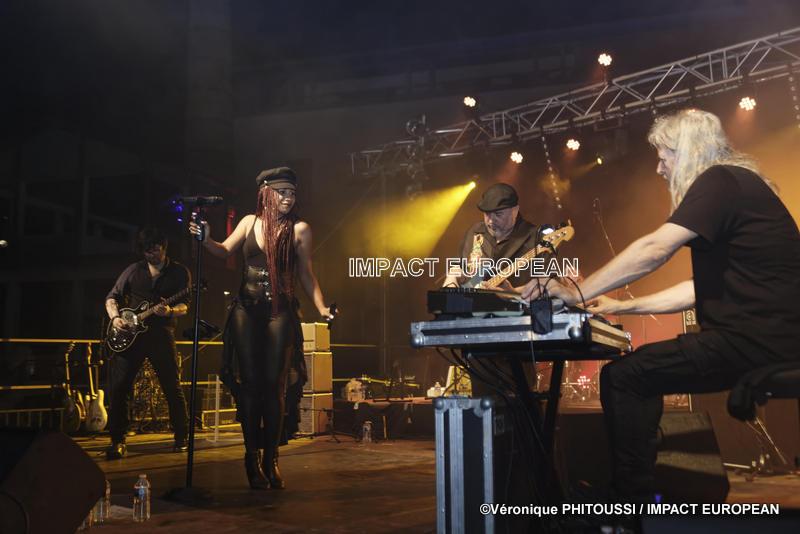 Les Red Beans & Pepper Sauce en concert à Agde