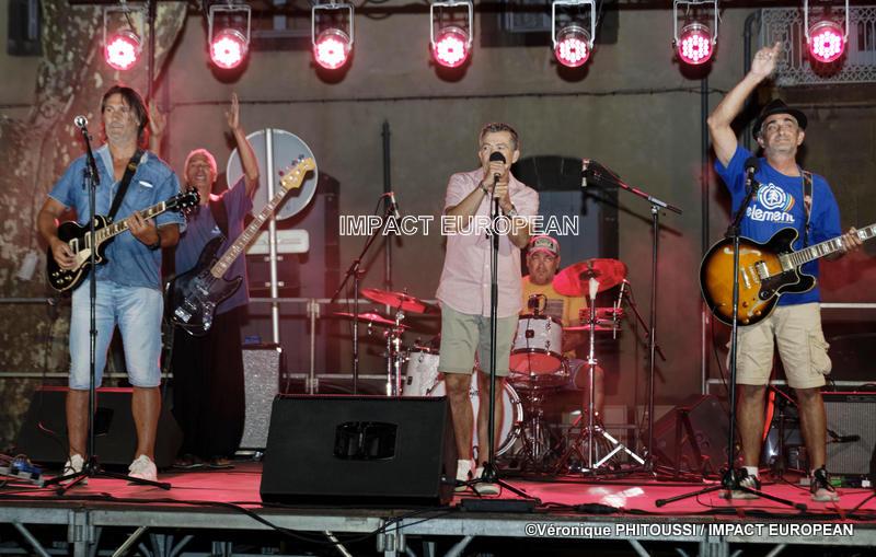 Les Washing Blues en concert à Agde