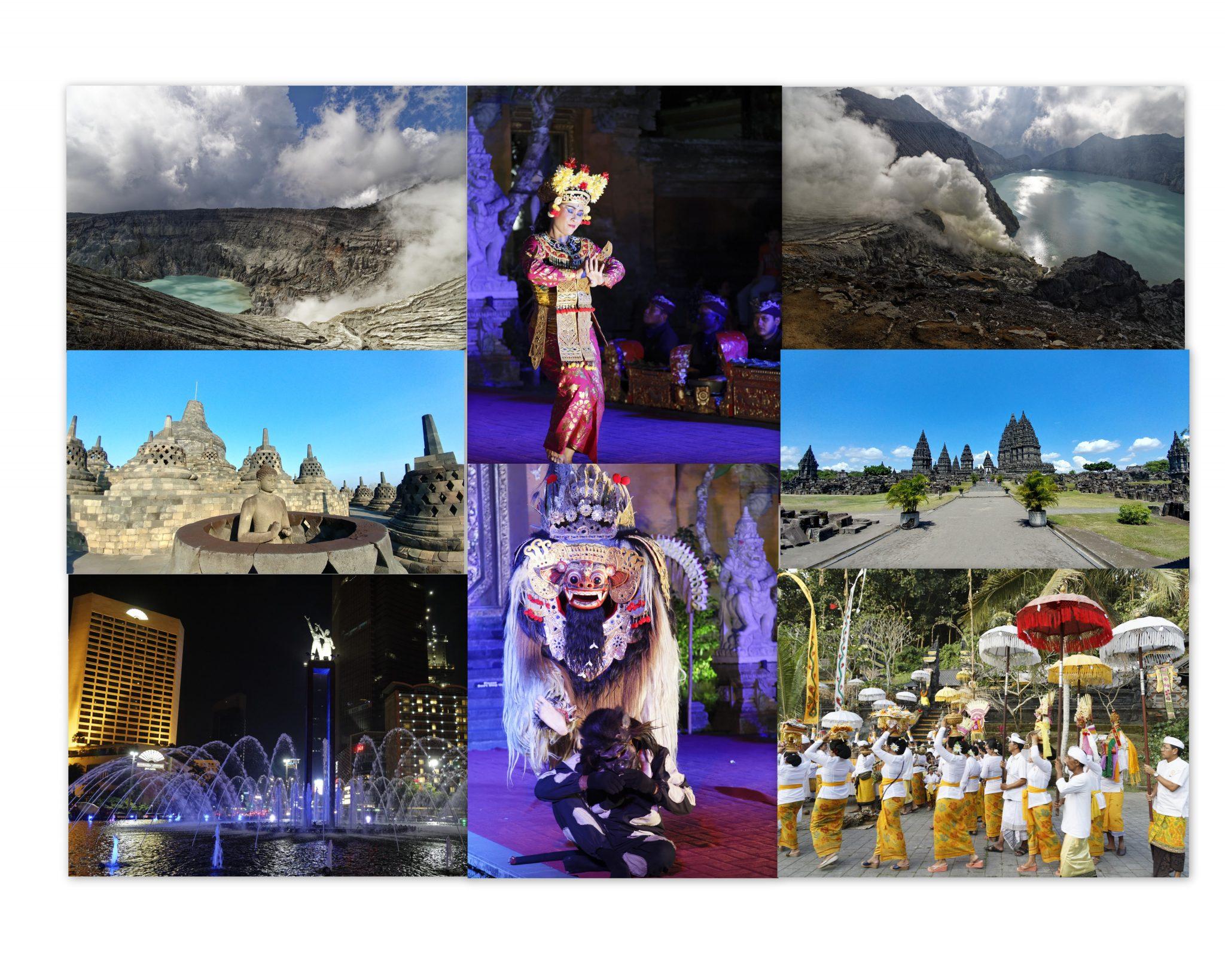 L'Indonésie, le pays aux 13 466 îles