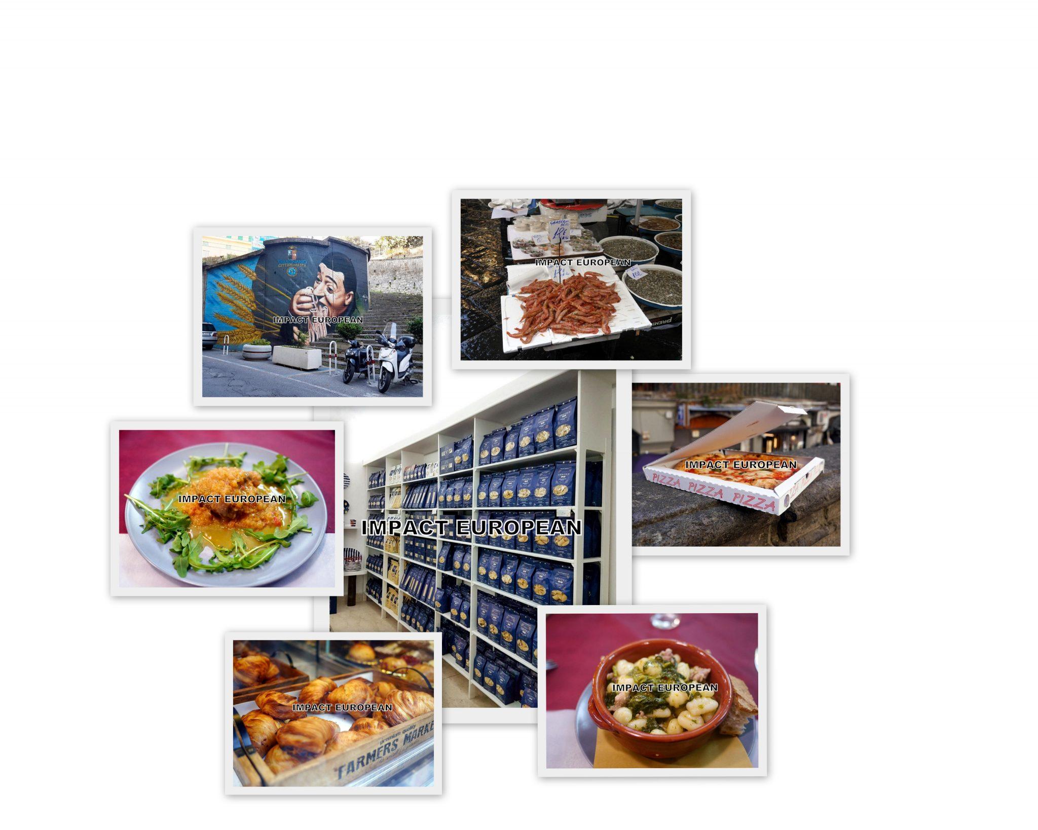 La gastronomie napolitaine, une mine d'or pour les gourmets