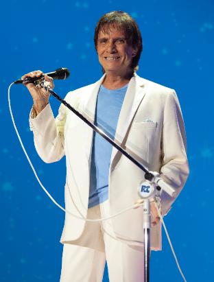Roberto Carlos, l'idole brésilienne des Yéyés arrive à Paris