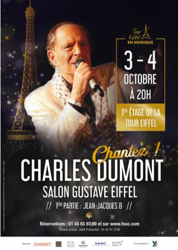 Charles Dumont prend de la hauteur