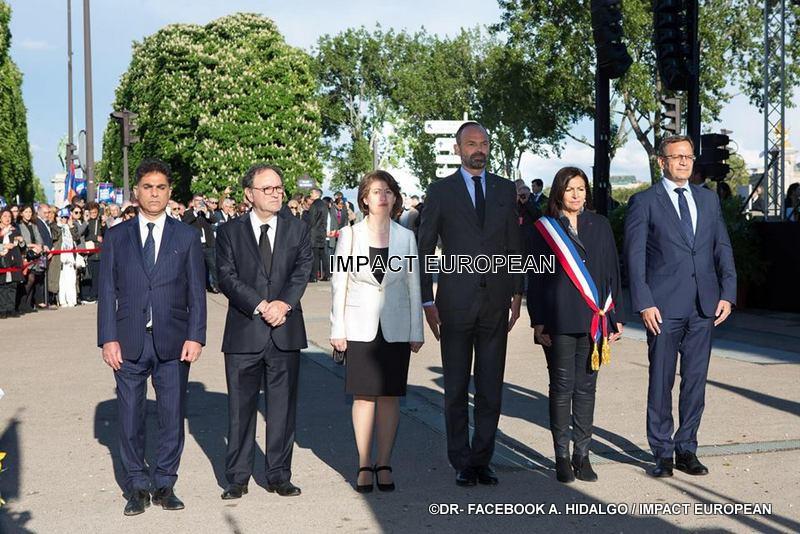 Paris a commémoré officiellement le génocide des Arméniens pour la première fois