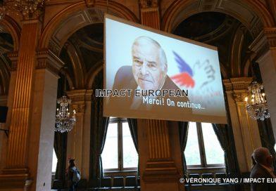 Paris a rendu hommage au père du Secours Populaire