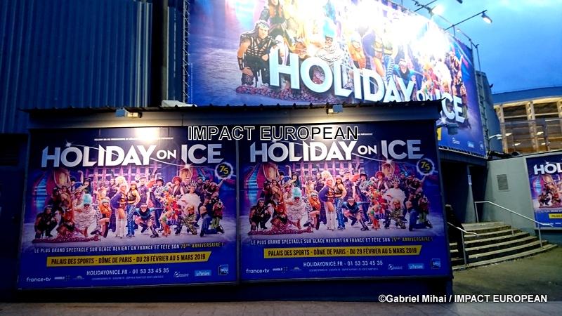 Showtime ou l'histoire des 75 ans d'Holiday on Ice