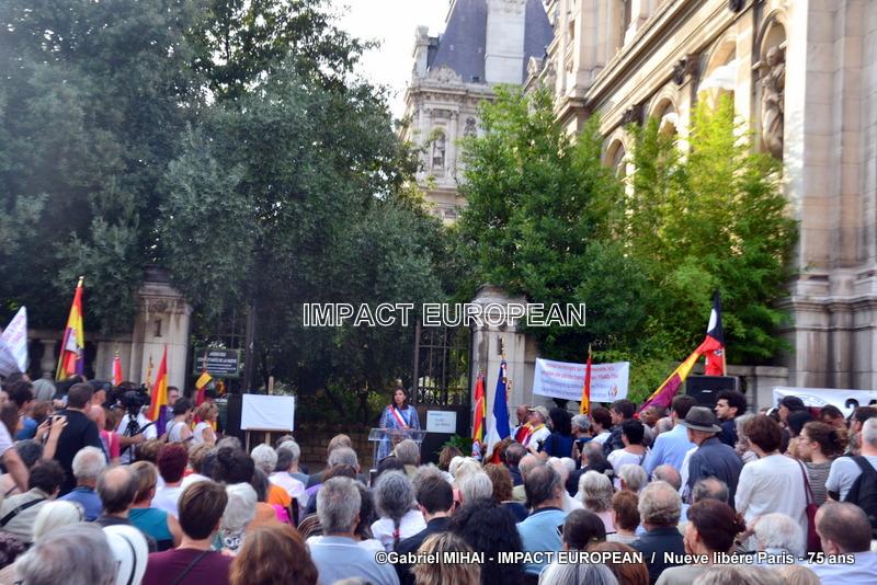 24 août 1944: la Nueve libère Paris