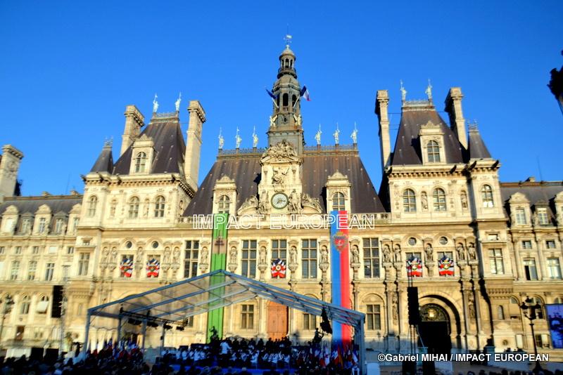 75 éme anniversaire de la libération de Paris