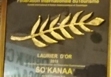 So'Kanaa récolte ses lauriers d'or