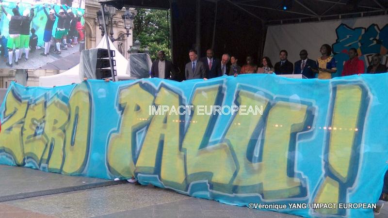 Paris s'engage dans la lutte contre le paludisme