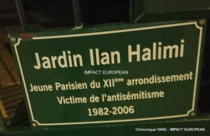 Un nouvel arbre à Paris en hommage à Ilan Halimi