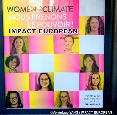 Women 4Climate ou le rôle des femmes dans la lutte contre le changement climatique