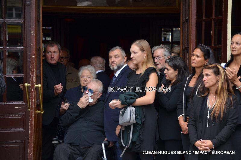Sampion Bouglione est allé rejoindre sa maman Rosa
