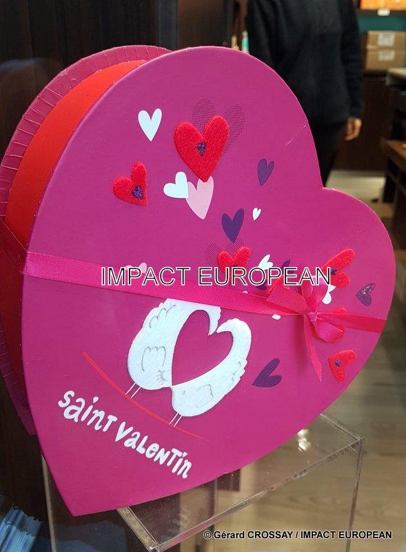 Le coeur des Valentine et des Valentin battent à l'unisson le 14 février