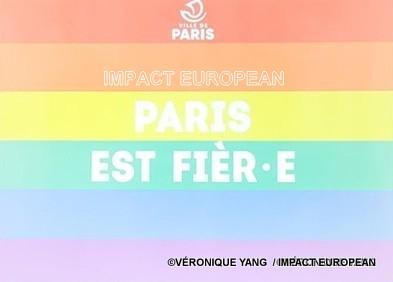 Prix international de la ville de Paris pour les droits des personnes LGBTQI+