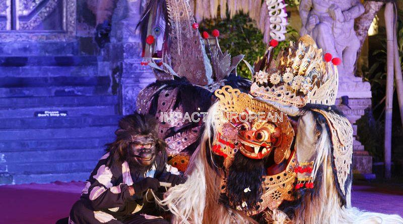 Festival de danse Lelong et Barong