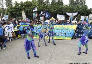 Marche pour l' Océan: Prise de conscience pour sensibiliser les population