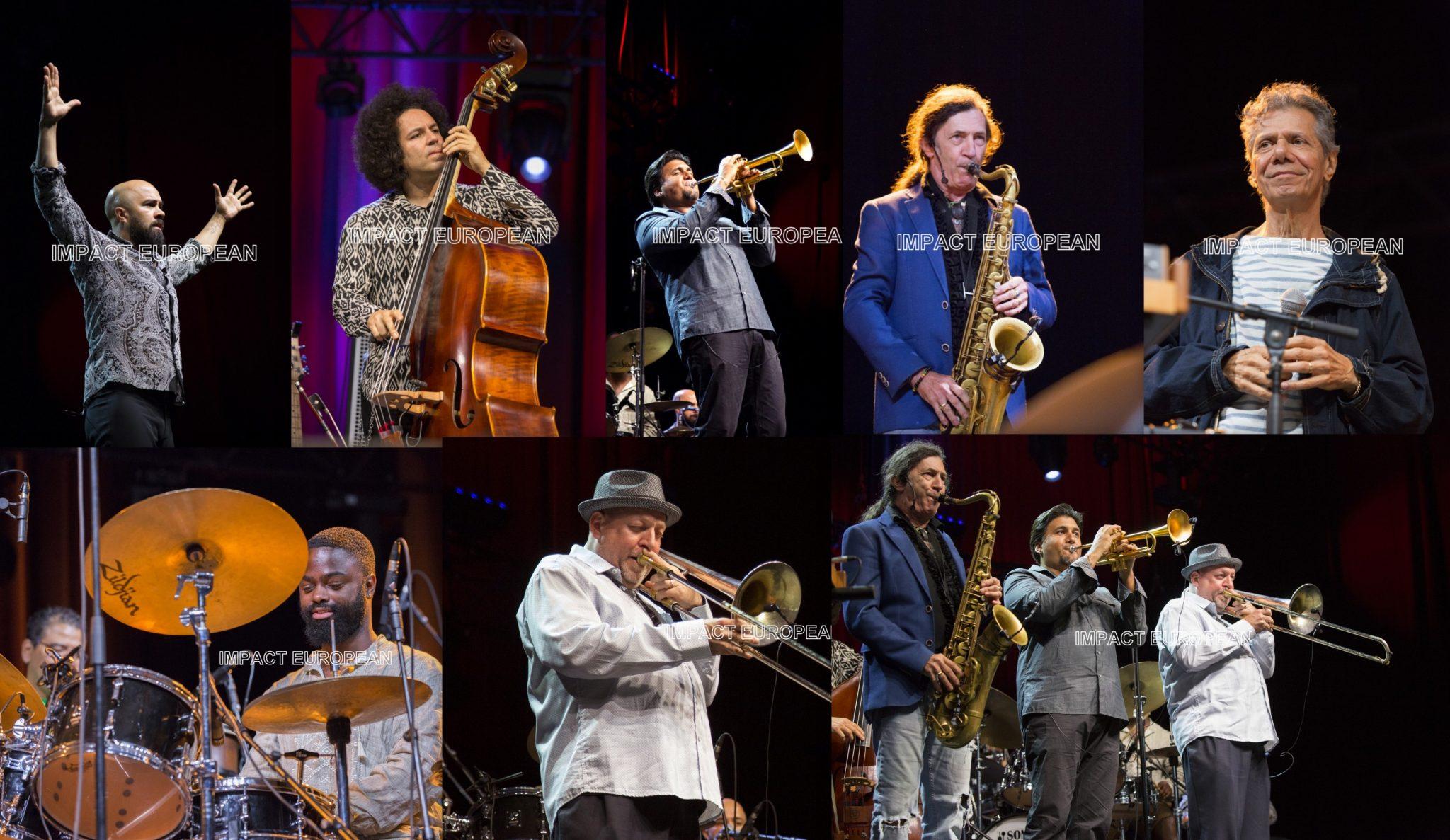 Chick Corea au Festival de Jazz de Marsiac