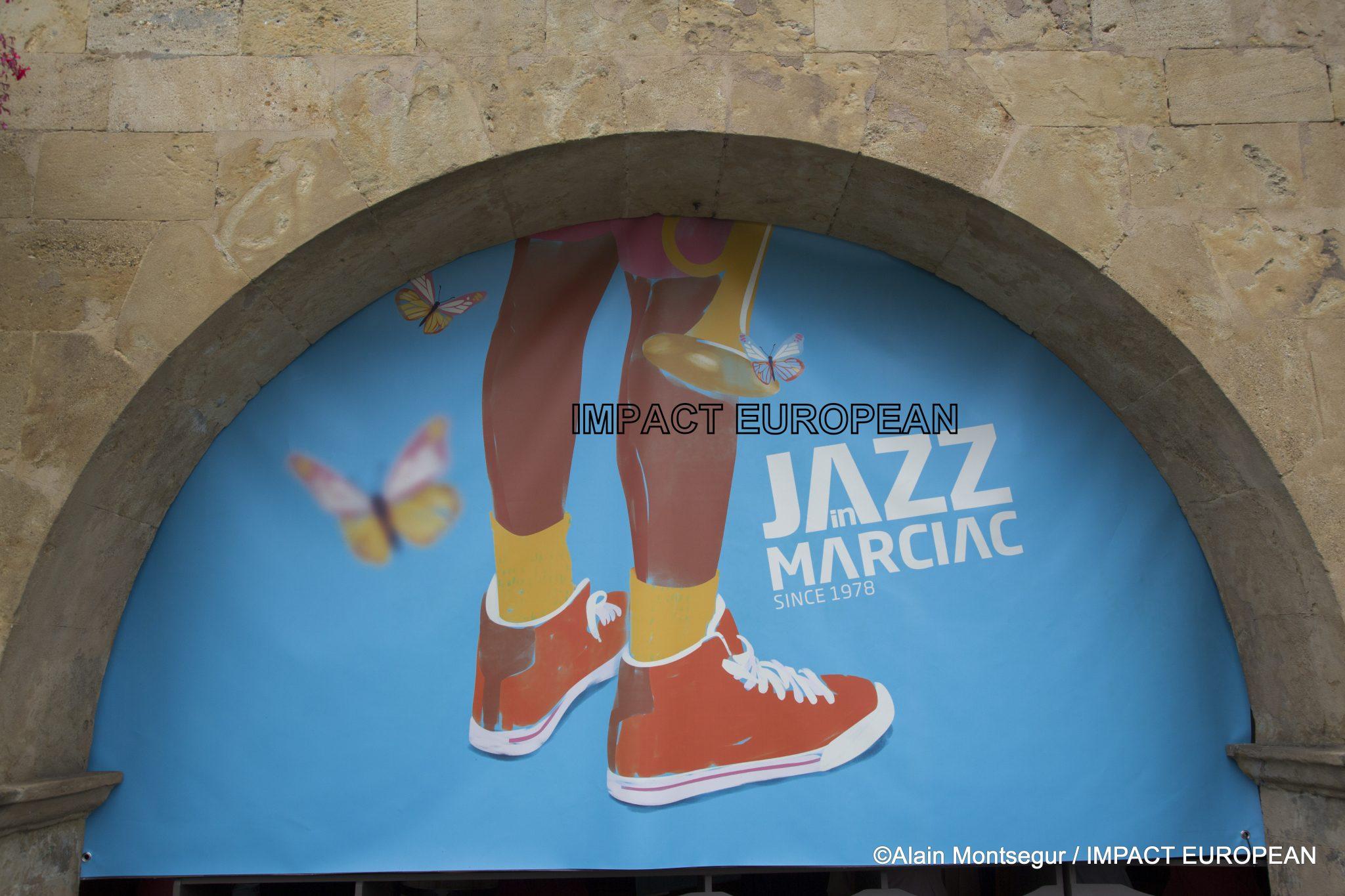 George Benson au Festival de jazz de Marciac