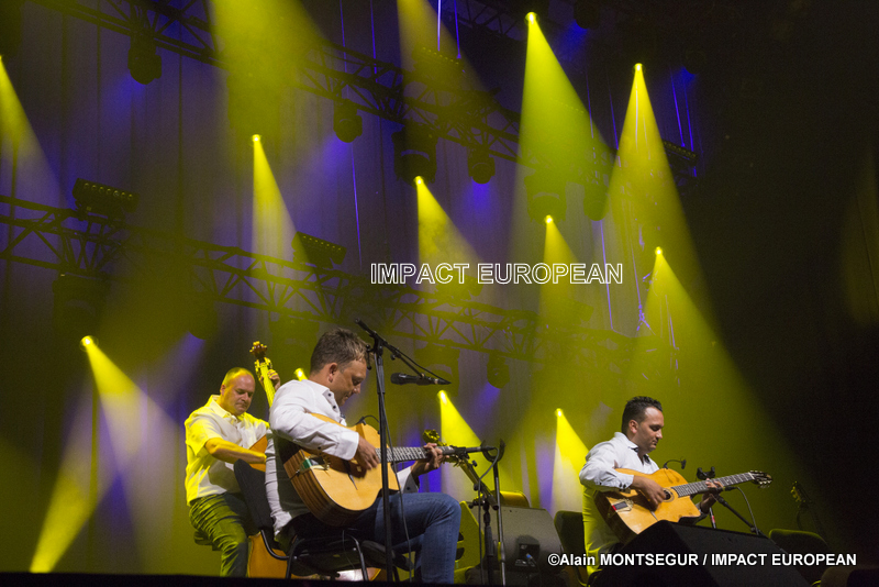 Trio Rosenberg, le jazz manouche à l'honneur au Festival Jazz in Marciac
