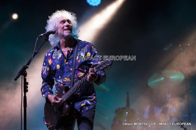 """Bertignac à Gruissan, 40 ans après le concert de """"Téléphone"""" jour pour jour"""
