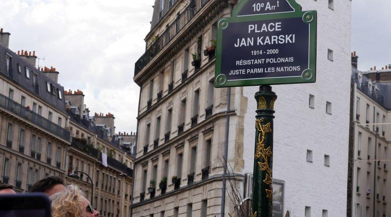 La Pologne mise à l'honneur à Paris
