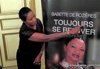 """""""Toujours se relever"""" ou les confessions de Babette de Rozières"""