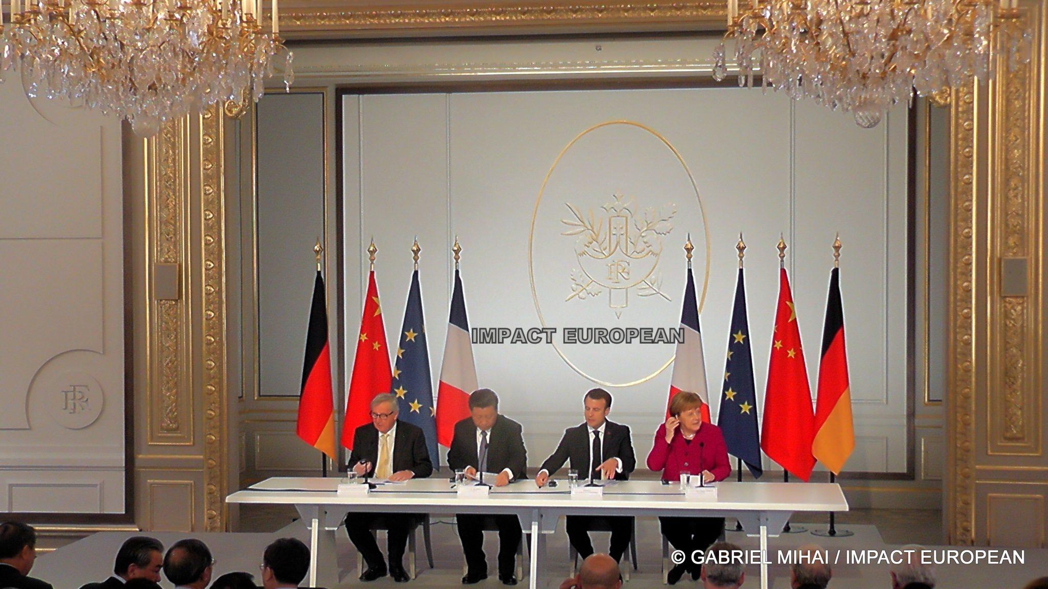 Chine: la visite de Xi renforce le partenariat avec l'Europe