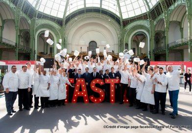 Taste of Paris, l'événement des gourmets à ne pas manquer