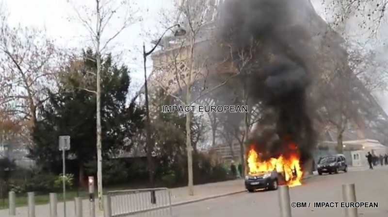 """""""Gilets jaunes"""" : Manifestations samedi en France pour leur acte 13"""