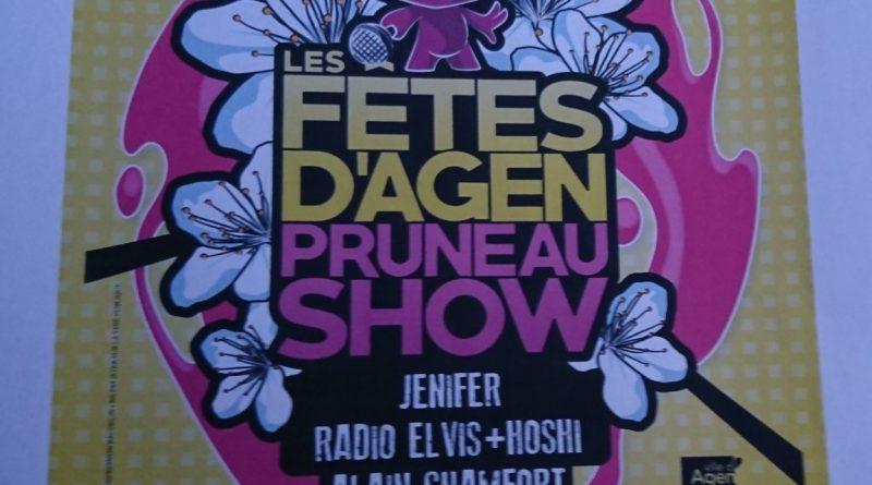 Le Grand Pruneau Show: 3 jours de fête à Agen
