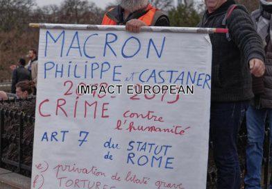 """L'Europe et l'ONU ont condamné la gestion des manifestations des """"gilets jaunes"""" par le gouvernement français"""