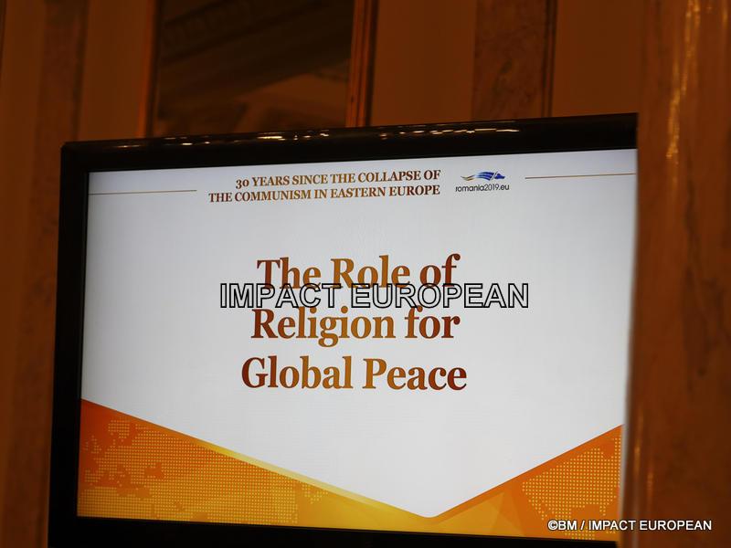 L'importance de la religion dans l'édification d'une société de paix
