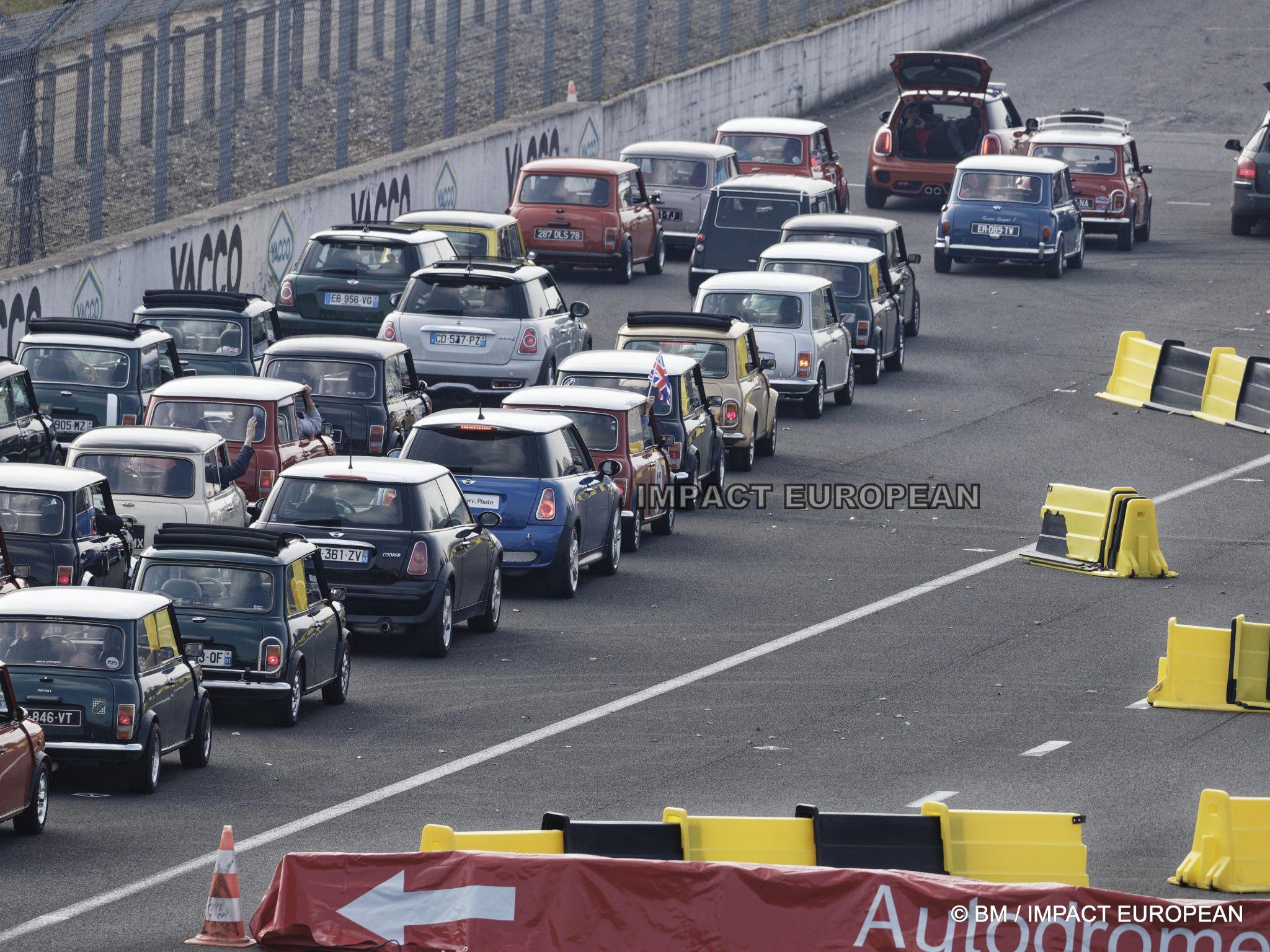 """Seconde édition de """"God Save the Car""""à l'autodrome de Linas-Montlhéry"""