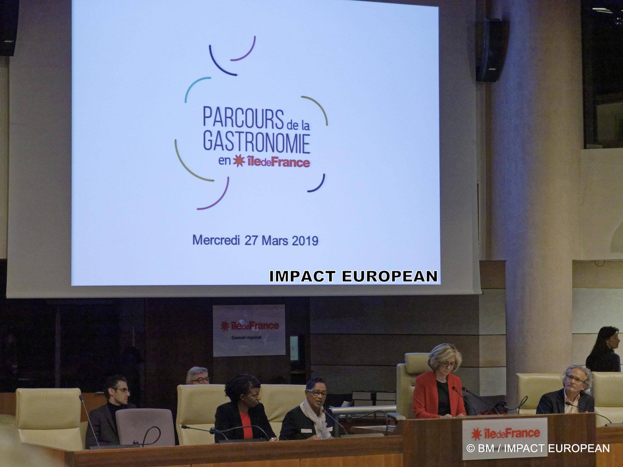 Valérie Pécresse a été convaincue du projet de Babette de Rozières pour valoriser la gastronomie francilienne