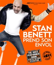 Stan Benett fait de la haute voltige